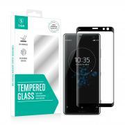 SiGN Sony Xperia XZ3 SiGN 3D Curved Full Cover Screen protector Tempered Glass