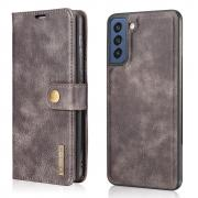 Taltech DG.MING 2-in-1 Cover for Samsung Galaxy S21 FE - Grey