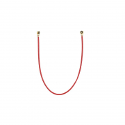 Samsung Galaxy Tab S7 Plus Coaxial Cable 137mm Red
