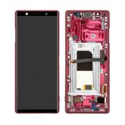 Sony Xperia 5 Display Red