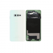 Samsung Galaxy S10e Back Cover White Duos