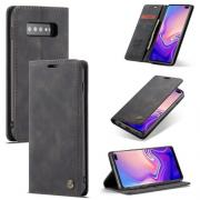 CASEME Cover for Samsung Galax S10 - Black