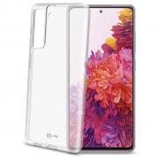 Celly Celly Gelskin TPU Case for Samsung Galaxy S21 Plus - Transparent