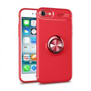 Taltech Case with Ringholder for iPhone 6/6s - Red