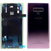 Galaxy Note 9 Back Cover Purple
