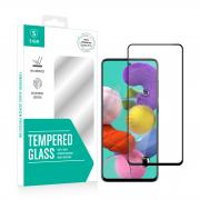 SiGN SiGN 2.5D Full Coverage Screen Protector Tempered Glass for Galaxy A51