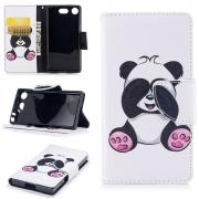 Cover for Sony Xperia XZ1 Compact - Panda