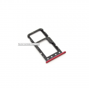 Honor Play Sim/SD Card Holder Red