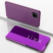 Taltech View Window Cover for Huawei P40 Lite - Purple