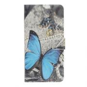 Taltech Cover for Samsung Galaxy A20e - Blue Butterfly
