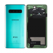 Samsung Galaxy S10 Back Cover Green Duos