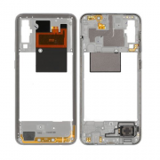 Galaxy A50 Middle Cover White