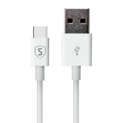 SiGN SiGN USB-C Cable for Fast charge 1 m - White