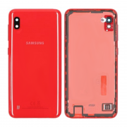 Samsung Galaxy A10 Back Cover Red
