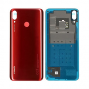 huawei Y9 2019 Backcover - Coral Red