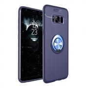 Magnetiskt Case with Ring for Samsung Galaxy S8