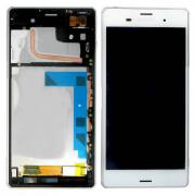 Xperia Z3 Display White Original