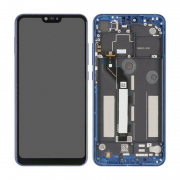 Xiaomi Mi 8 Lite Display Blue Original
