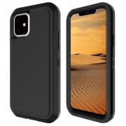 Taltech Shockproof Case for iPhone 11 - Black