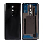 OnePlus OnePlus 8 Battery cover - Onyx Black