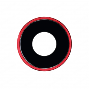 OEM iPhone XR Camera Lens Red