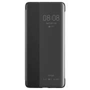 huawei Huawei Flip View Cover for Huawei P30 Pro - Black