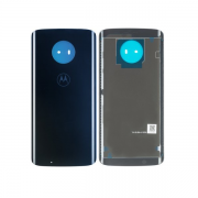 Moto G6 Back Cover Indigo Original
