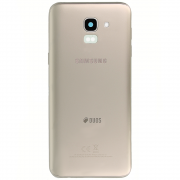 Samsung Galaxy J6 2018 Back Cover Gold
