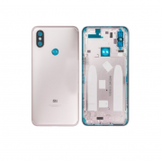 Mi A2 Back Cover - Gold