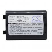 Taltech Battery for Nikon EN-EL4 et al.