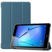 Taltech Tri-fold Cover for Huawei MatePad T8 - Blue