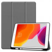 Taltech Tri-fold Cover for iPad 10.2 2019/2020 - Grey