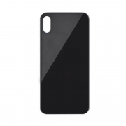 OEM iPhone XS Back Cover Glass - Black