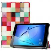 Taltech Cover for Huawei MatePad T8 - Checks
