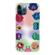 Taltech Pattern Printing Case for iPhone 13 Pro - Cartoon Pattern
