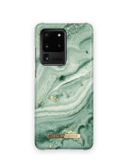 iDeal of Sweden iDeal Fashion Case for Samsung Galaxy S20 Ultra - Mint Swirl Marble