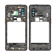 Samsung Galaxy Xcover Pro Middle Frame Black