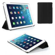 Tri-fold Cover for iPad 2/3/4 - Black
