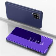 Taltech View Window Cover for Samsung Galaxy A42 - Purple