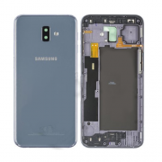 Samsung Galaxy J6 Plus Back Cover Gray