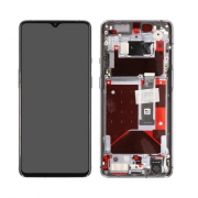 OnePlus OnePlus 7T Display Frosted Silver Original