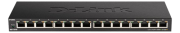 D-Link D-Link 16-Port Gigabit Unmanaged Switch