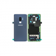 Galaxy s9 plus back cover Blue (NO DUOS)
