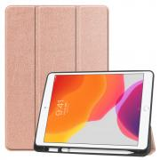 Taltech Tri-fold Cover for iPad 10.2 2019/2020 - Rose