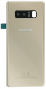 Galaxy Note 8 Back Cover Gold