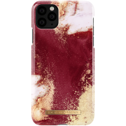 iDeal of Sweden iDeal Fashion Case for iPhone 11 Pro Max - Golden Burgundy Marble