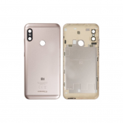 Mi A2 Lite Back Cover - Gold