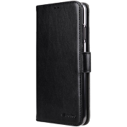 Melkco Melkco Wallet Cover for Samsung Galaxy A41 - Black