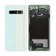 Samsung Galaxy S10 Back Cover White Duos
