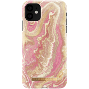 iDeal of Sweden iDeal Fashion Case for iPhone 11 - Golden Blush Marble